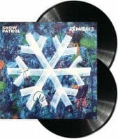 SNOW PATROL Reworked Vinyl Record LP Polydor 2019 Signed